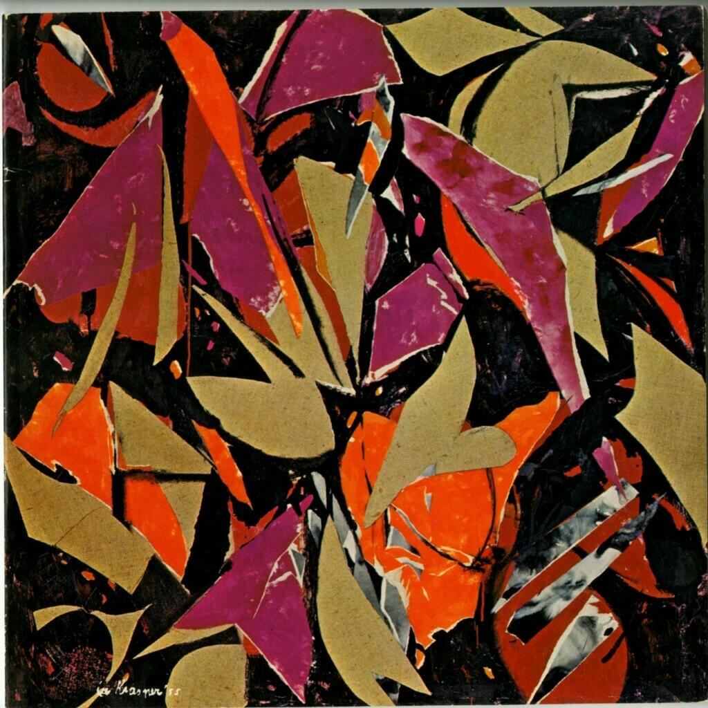 "Lee Krasner, ""Bird Talk"", 1955"