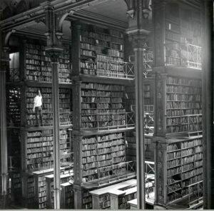 library-stacks